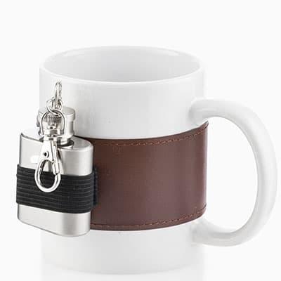 Mug avec Flasque
