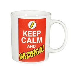 Mug Bazinga - The Big Bang Theory