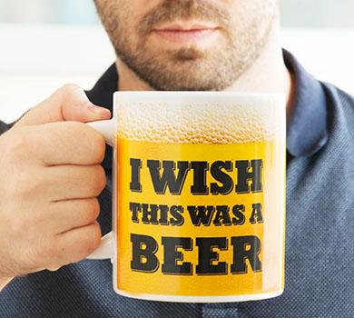 Mug Bière XXL