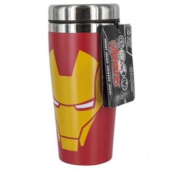 Mug de Voyage Iron Man