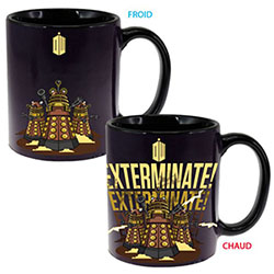 Mug Doctor Who Exterminate