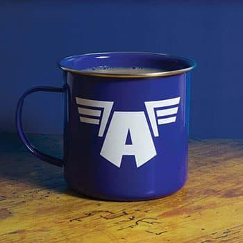 Mug Métal Captain America