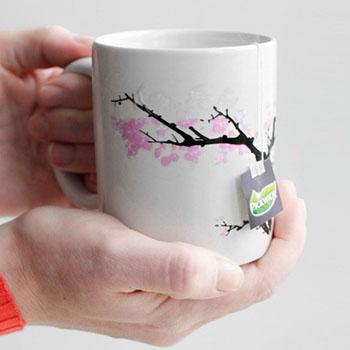 Mug Fleurs de Cerisier