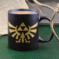 Mug Hyrule The Legend of Zelda