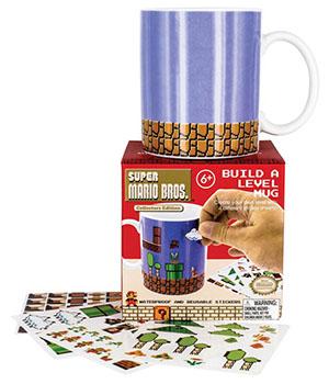 Mug Super Mario Bros Personnalisable