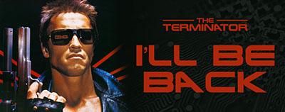 Mug Terminator I`ll Be Back