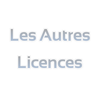 Les Autres Licences