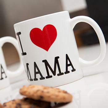 Mug I Love Mama
