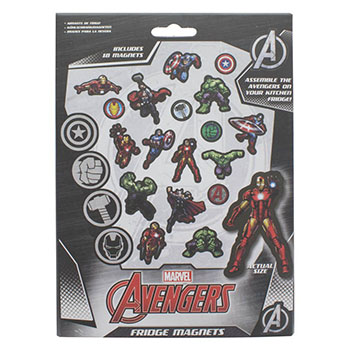 magnets Avengers Marvel