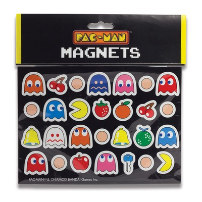 Magnets Pac-Man
