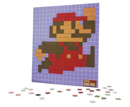 Magnets Pixel Super Mario Bros