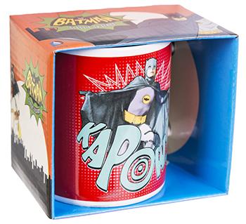 Mug Batman Rétro