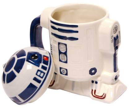 Mug R2D2 3D