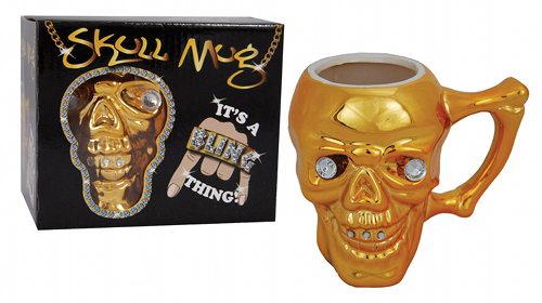 Mug Crâne