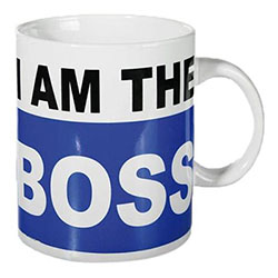 Mug Géant I Am The Boss