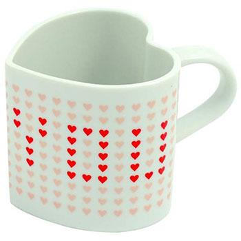 Mug Coeur I Love You