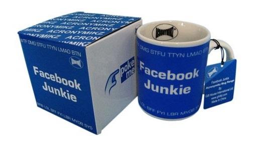 Mug Facebook Junkie