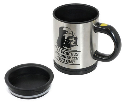 Mug Dark Vador Mélangeur