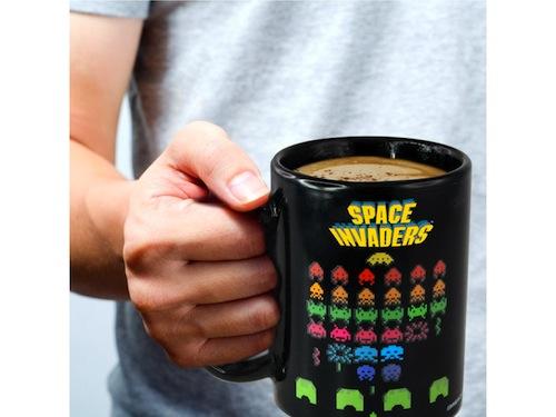 Mug Space Invaders