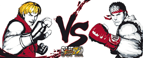 Mug Street Fighter