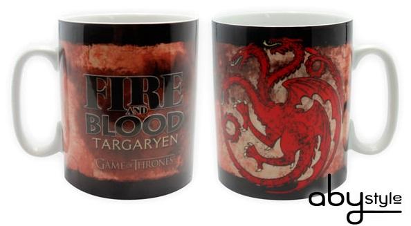 Mug Targaryen Game of Thrones