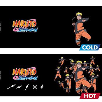 Mug Naruto Shippuden Thermo-réactif