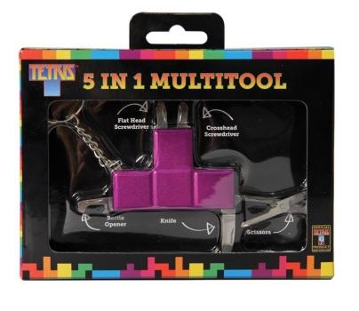 Outil Multifonction Tetris 5 en 1