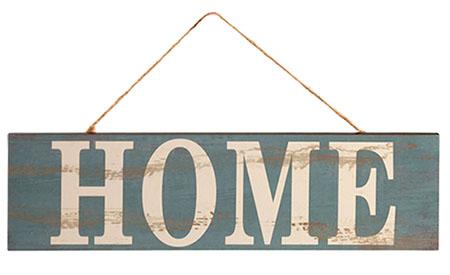 Panneau Décoratif Home