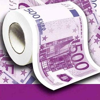 Papier Toilette 500