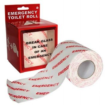 Papier Toilette d`Urgence