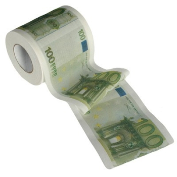 Papier Toilette Euro