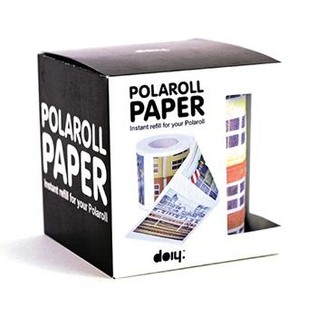 Papier Toilette Polaroid
