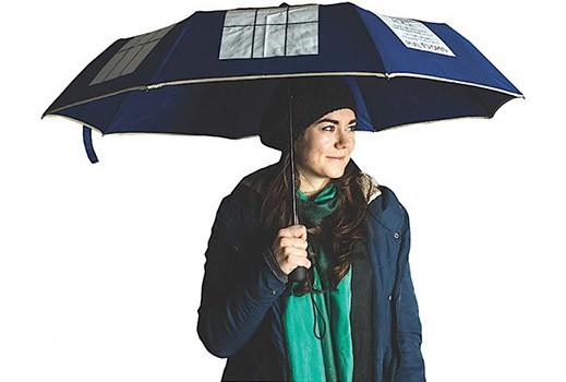 Parapluie Tardis Doctor Who