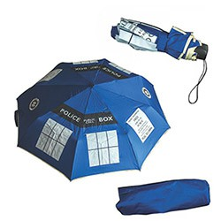Parapluie Tardis Doctor Who