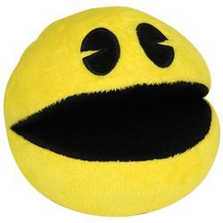 Peluche Pac-Man Sonore