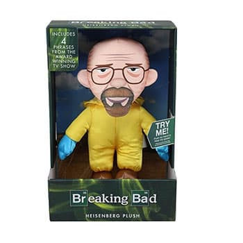 Peluche Parlante Breaking Bad Heisenberg
