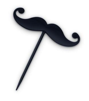 Set de Pics Moustache