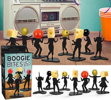 Pics Apéritifs Danseurs de Boogie