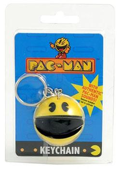 Porte-clés Pac-Man Sonore