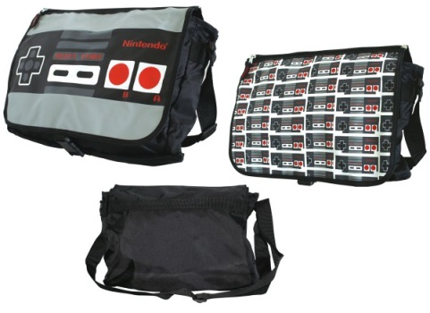 Sac Nintendo NES Réversible