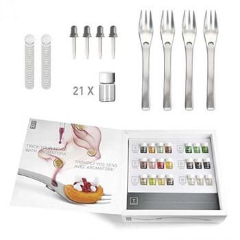 Kit aroma r volution cuisine mol culaire for Kit cuisine moleculaire cultura