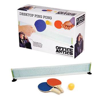 Mini Ping Pong de Bureau