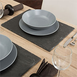 Set de Table Ardoise