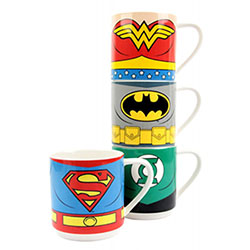 Tasses Justice League