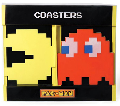 Dessous de Verre Pac-Man