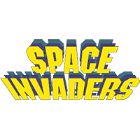 Logo Space Invaders