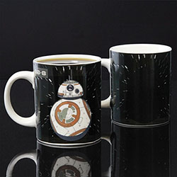 Mug BB-8 Star Wars Thermo-réactif