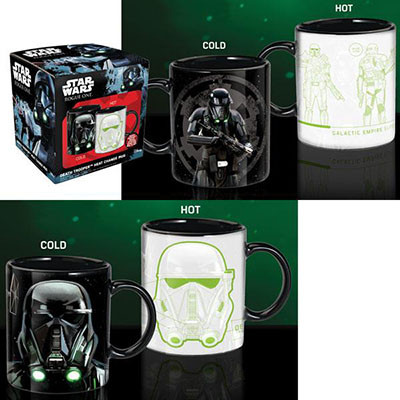 Mug Death Trooper Thermo-réactif