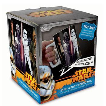 Mug Sonore Star Wars