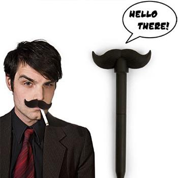 Stylo Moustache Parlante